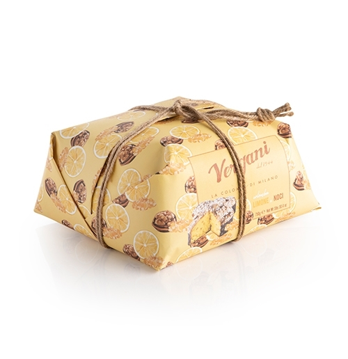 Colomba Gourmet with Lemon and Nuts 750 g